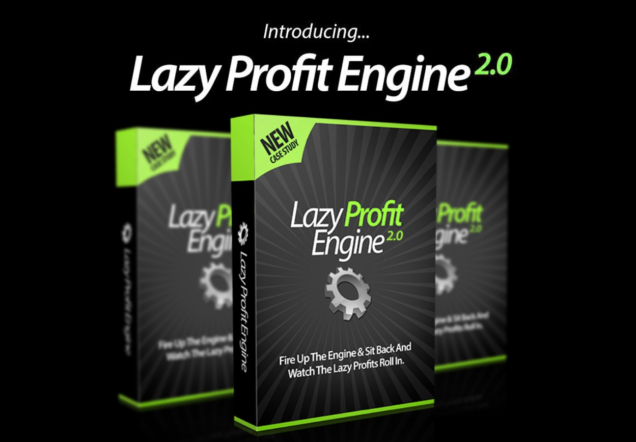 Lazy Profit Engine 2.0